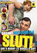 Granny Next Door is a Slut