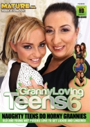 Granny Loving Teens 6