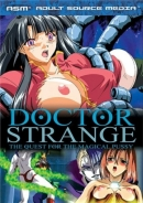 Doctor Strange: The Quest For The Magical Pussy