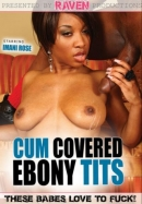 Cum Covered Ebony Tits