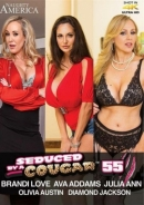 Seduced By A Cougar Vol. 55
