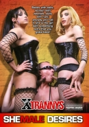 SIDESTREAM PICTURES / XTRANNY - Shemale Desires