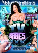 TV Babes XXX Vol. 3