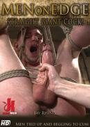 Men on Edge - Straight Giant Cock!