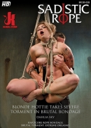 Sadistic Rope - Blonde Hottie Takes Severe Torment in Brutal Bondage