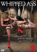 Juliette March gets Felony'd