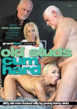 Old Studs Cum Hard