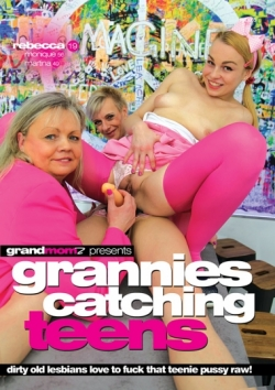 Grannies Catching Teens
