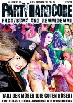 EROMAXX - Party Hardcore 2.0 Vol. 15: Tanz Der Mösen (Die Guten Bösen)