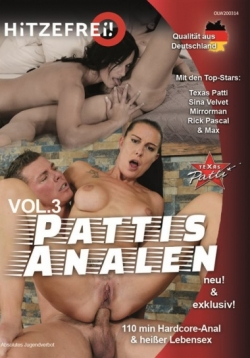 HITZEFREI - Patti's Analen Vol. 3 / Patti's Anals Vol. 3