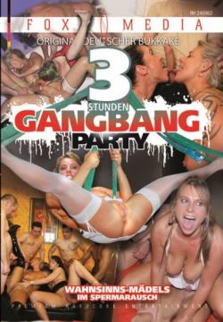 FOXY MEDIA - Gangbang Party (3Std. / 3hrs)