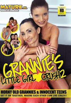 Grannies Little Girl Crush 2