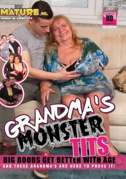 Grandma's Monster Tits
