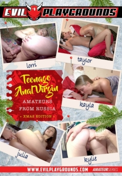 Teenage Anal Virgin Amateurs From Russia XMAS Edition