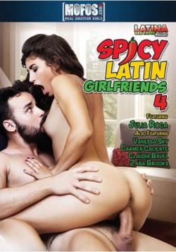Spicy Latin Girlfriends 4
