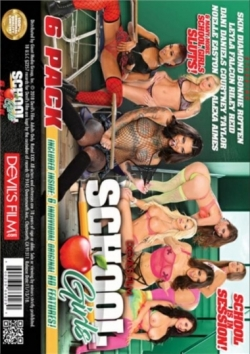 BOX Schoolgirls - 6DVDs