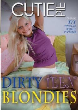Dirty Teen Blondies