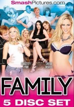 BOX Family - 5 DVDs