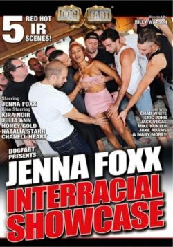 Jenna Foxx Interracial Showcase