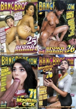 BOX BangBros Interracial 4-Pack