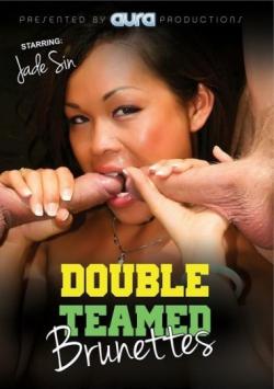 Double Teamed Brunettes