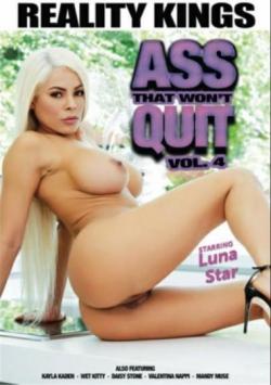 Ass That Wont Quit Vol. 4
