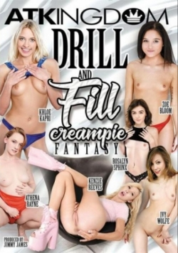 Deep Creampies #6 - 2 DVDs