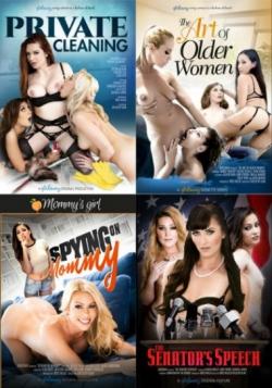 BOX Girlsway 4-Pack #5