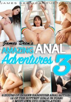 James Deens Amazing Anal Adventures 3
