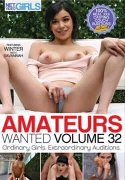 Amateurs Wanted Vol. 32