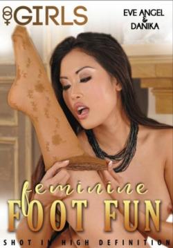 Feminine Foot Fun