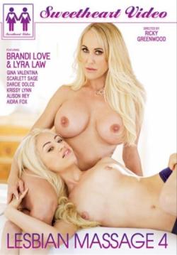 Lesbian Massage Vol. 4