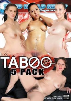 BOX Taboo 5DVDs