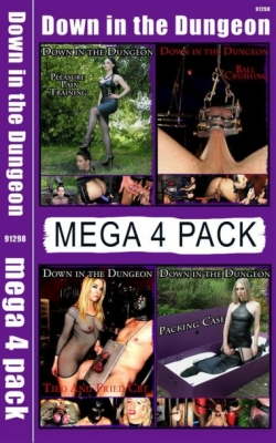 BELROSE MEGA 4 PACK - Down In The Dungeon