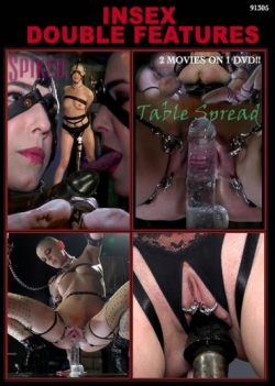 BELROSE 1 Insex Double Feature - Table Spread & Spiked