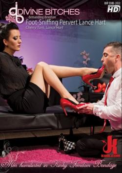 Foot-Sniffing Pervert Lance Hart