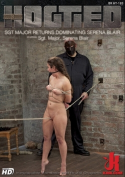 Sgt Major Returns Dominating Serena Blair
