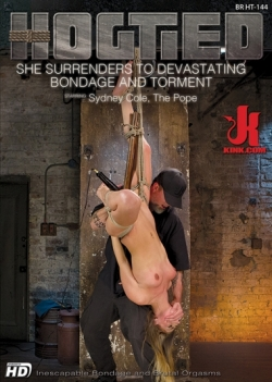 Hogtied - She Surrenders to Devastating Bondage and Torment