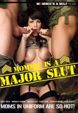 Mommie is a Major Slut