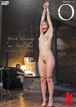Speech Training an Anal Slut